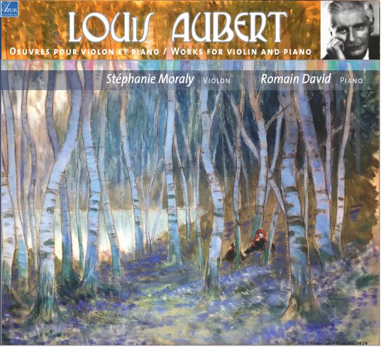 Aubert louis cover