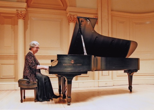 Carnegie hall 2008
