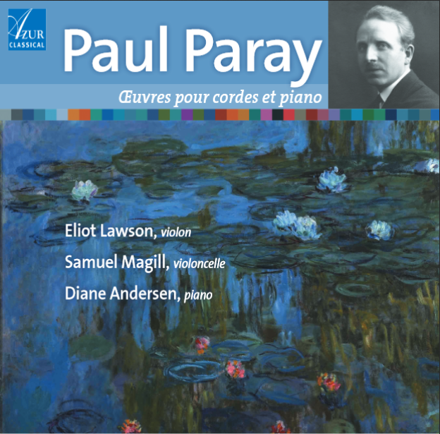 Cd paray couverture revue