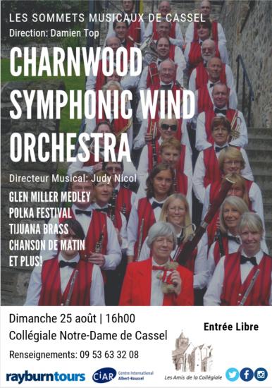 Charnwood affiche