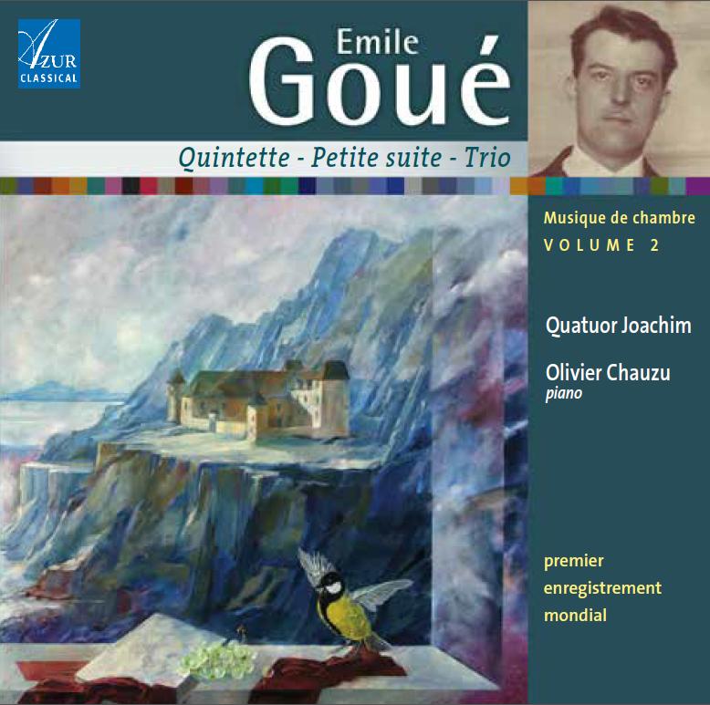 Goué cover
