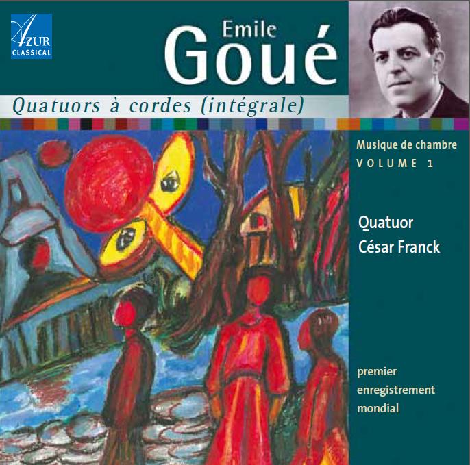 Goue quatuors cover