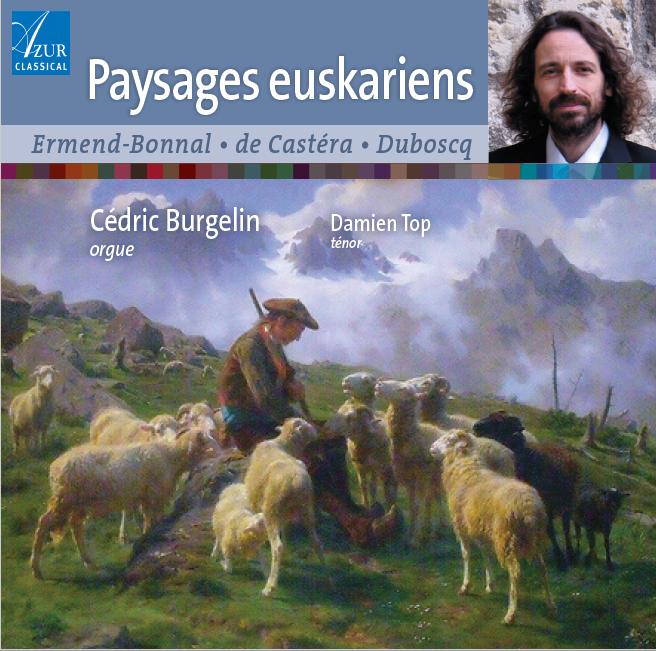 Paysages euskariens couverture