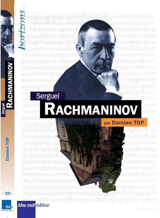 Rakhmaninov cover
